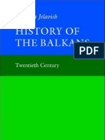 History of the Balkans Vol 2 Twentieth Century the Joint Committee on Eastern Europe Publication Series No 12