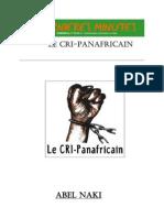 LE CRI-PANAFRICAIN