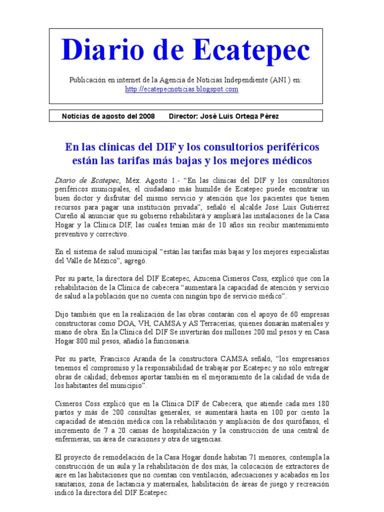 51163d652c Diario de Ecatepec Noticias 1-31 Agosto