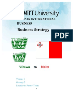 Sample International Business Report 1