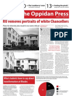 The Oppidan Press Edition 3 2011