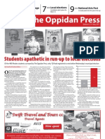 The Oppidan Press Edition 6 2011