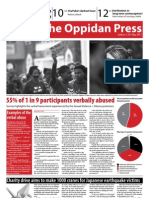 The Oppidan Press Edition 5 2011