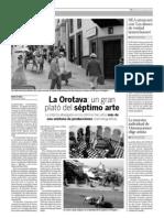 Diario de Avisos. Cine