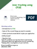 CFSE Assay Lecture