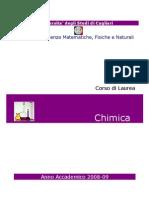 Guida Dello Studente 2008 2009 Chimica Ltdef