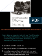 PLT2MelsKerrinSarah7effectivepractices
