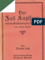 Walter Lutz - Der Fall Luzifers