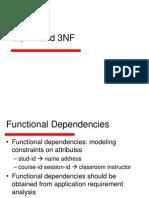 BCNF-3NF