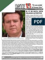 Horizonte nº 26 (Mayo 2007 - Falange Auténtica)