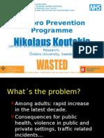 Nikolaus Koutakis Presentation