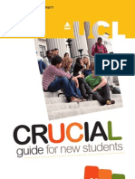 UCL Crucial Guide for New Students 2010-2011 7.21.10