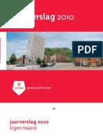 2010 EH Jaarverslag