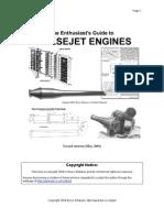 Plans Jet Engine Pulsejet Book