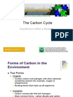 M3 L4 Carbon Cycle