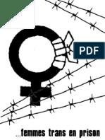 Femmes Trans en Prison 40p A4 Fil