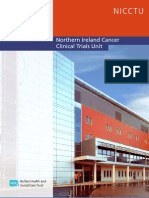 Cancer Trials Unit Brochure
