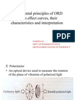 Principles of ORD