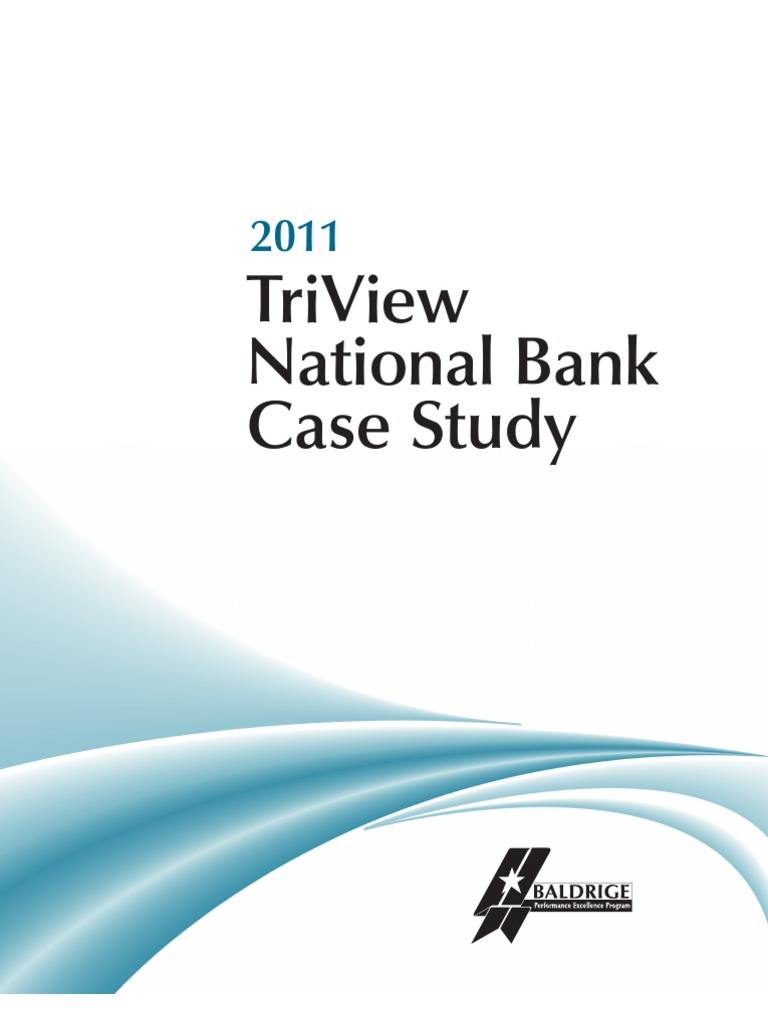 2011 Triview Case Study Community Reinvestment Act North Carolina