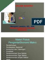 Pengantar Ekonomi Makro