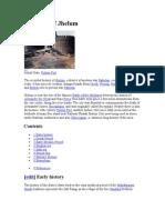 History of Jhelum