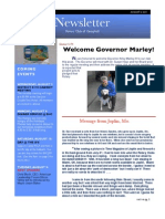 Rotary Newsletter Aug 2 2011