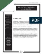 Sector Panelero Colombiano