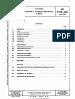 NF_P_98-302   Chaussées - Bordures et caniveaux préfa