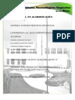 Elaboracion,Transformacion y Reparacion en Recinto Fiscalizado