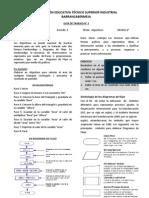 Solución de problemas con algoritmos - Taller 3