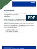 Instalacion y Migracion CAP 2