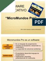 Micromundos Pro