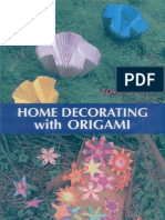 Fuse - Home Decoration With Origami