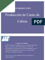 produccion cabras
