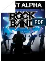3D&T Alpha Rock Band_Livro