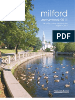 2011 Milford Answerbook