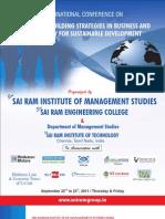 Conference Invitation 2011