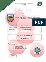 Servidor de Archivos con Samba - EAPIIS 2011 - I