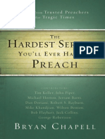 Hardest Sermons You'll Ever Have to Preach by Bryan Chapell et al., Excerpt