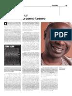 Youssou N'Dour, la diferencia como tesoro