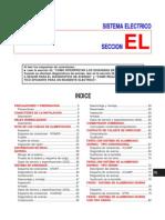 SISTEMA ELECTRICO nissan primera p11