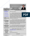 18th District e-Newsletter - August 2011
