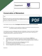 Gr 12 Port Prac Momentum[1]