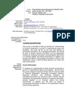 UT Dallas Syllabus for acct3320.001.11f taught by John Barden (jpb063000)