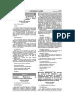 Reglamento de Establecimientos Farmacéuticos