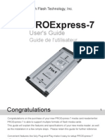 PROExpress-7 User's Guide