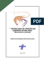 Manual Carcinicultura