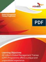 Global Management Trainee Program