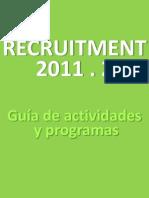 Recruitment Guia