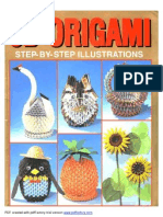 FREE_DOWNLOAD_EBOOK LIBRARY More 3D Origami Step By Step Illustration… | 198x149